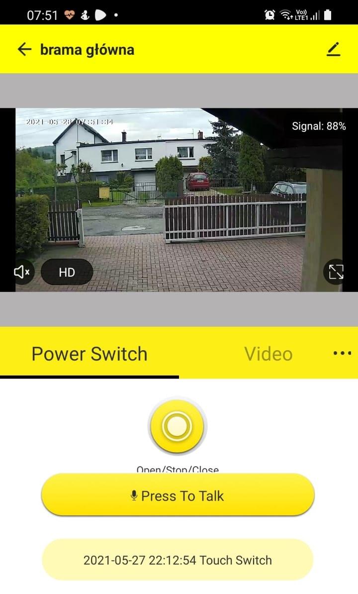 Inteligentna kamera na Smartphone'a!